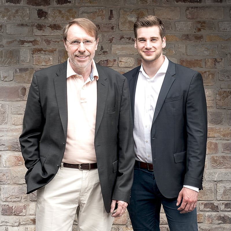 Hubert Arnoldi & Carl-Philip Arnoldi