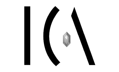 Logo: ICA International Colored Gemstone Association