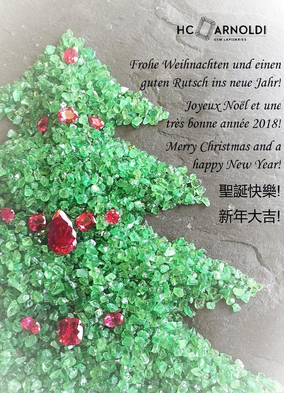 圣诞快乐,新年大吉!