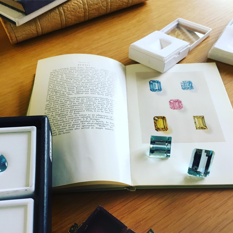 Our Aquamarine History